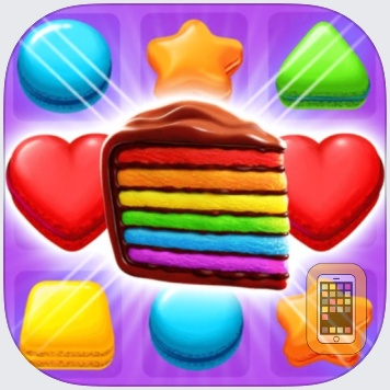 Cookie Jam: Match 3 Games by Jam City, Inc. (Universal)