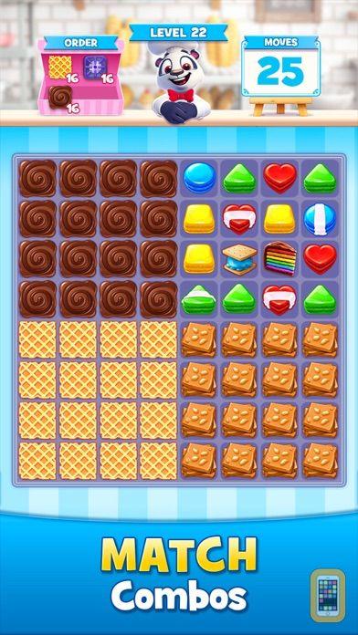 Screenshot - Cookie Jam: Match 3 Games