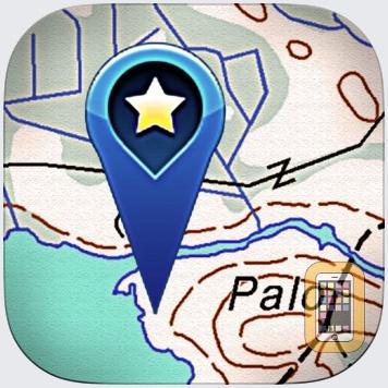 Topo maps - Finland by Shingle Oy (Universal)