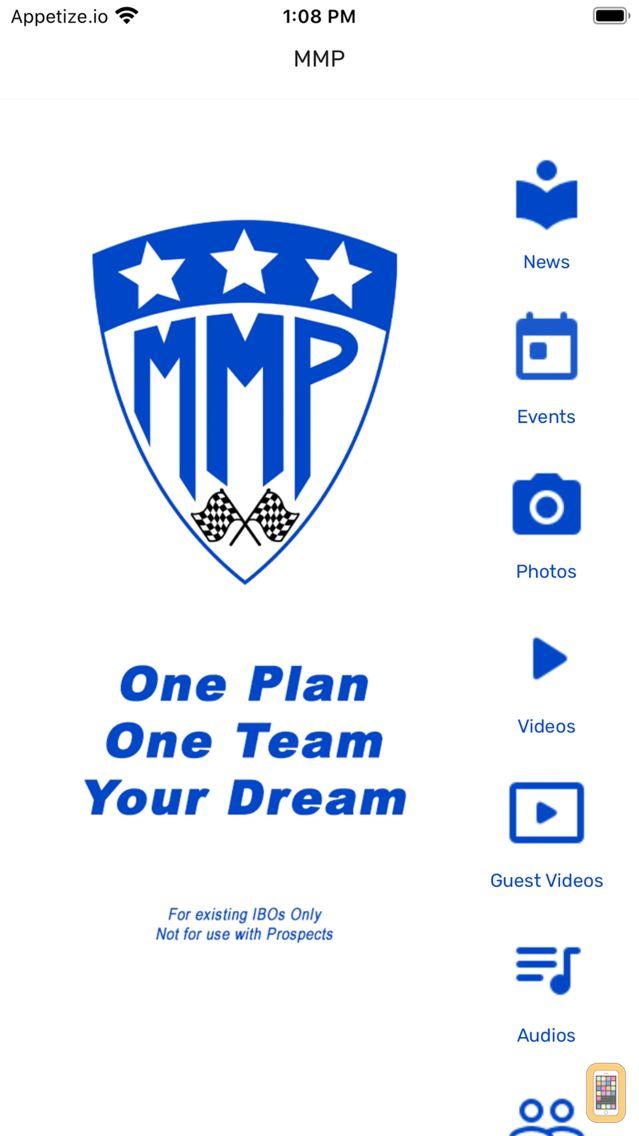 Screenshot - MMP