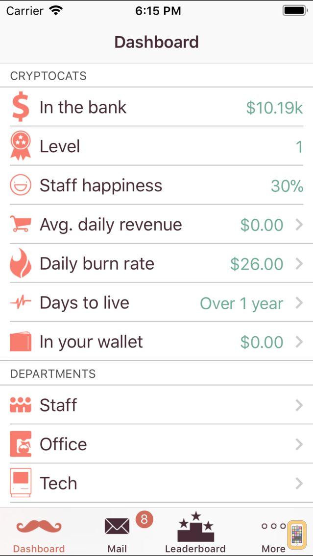 Screenshot - Hipster CEO