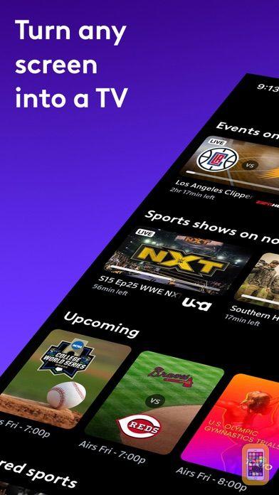 Screenshot - Xfinity Stream