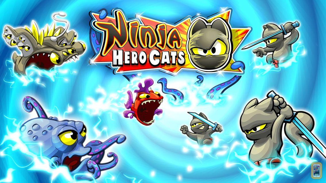 Screenshot - Ninja Hero Cats