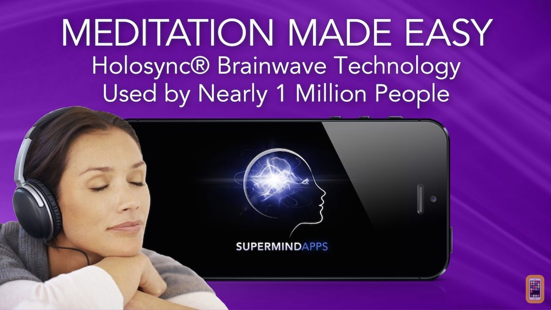 Screenshot - HOLOSYNC® MEDITATION: BRAINWAVE TRAINING FOR RELAXATION, PROSPERITY, LOVE, HEALTH & SUCCESS