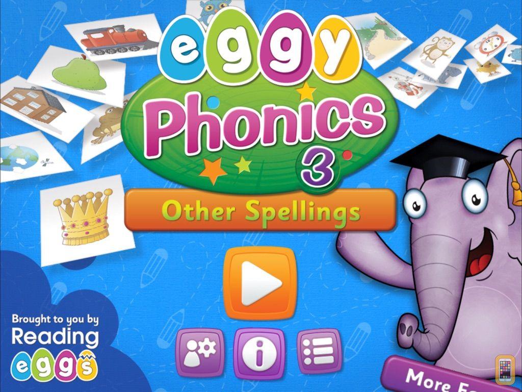 Screenshot - Eggy Phonics 3