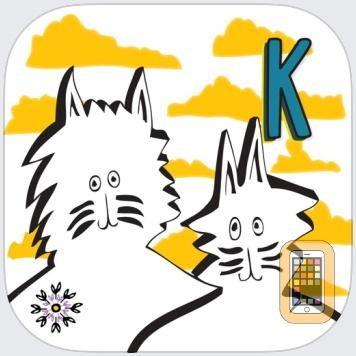 Beyond Cats! Kindergarten Math Practice - Common Core Math Standards for Kindergarteners by appikiko, LLC (Universal)