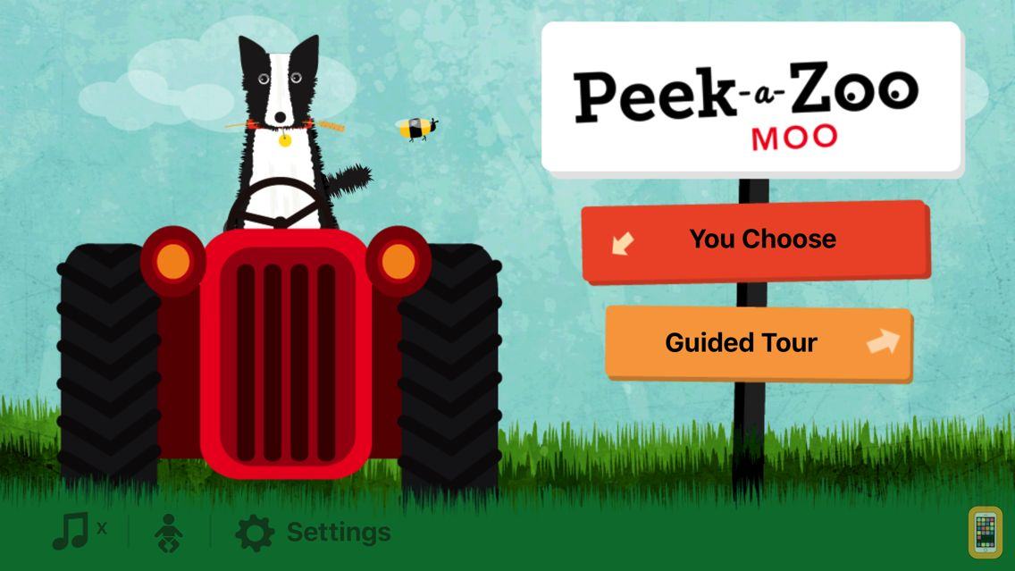 Screenshot - Peek-a-Zoo Farm for Toddlers