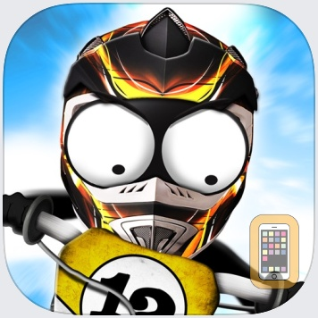 Stickman Downhill - Motocross by Robert Szeleney (Universal)
