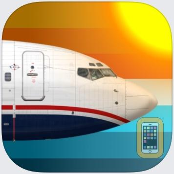 737 Flight Simulator by Justyna Zablocka (Universal)