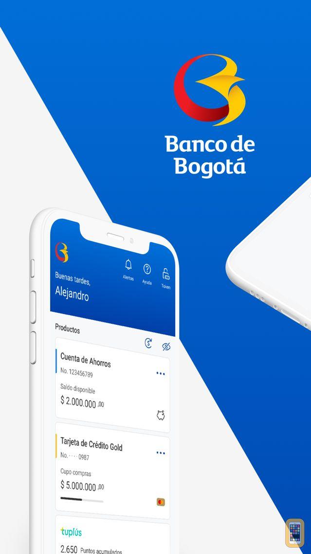 Screenshot - Banco de Bogotá