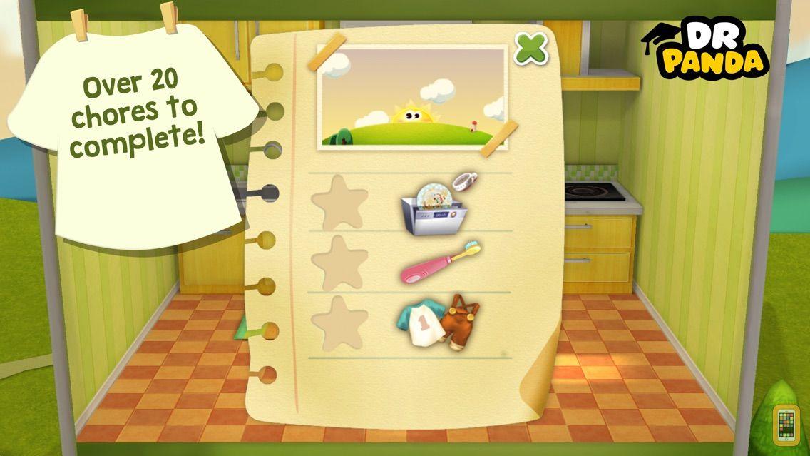 Screenshot - Dr. Panda Home