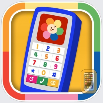 The Original Play Phone by BabyFirst (Universal)