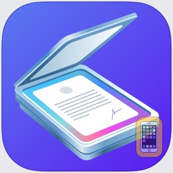 Awesome Scanner - Smart Scanner for iPhone by Symfonies, Inc. (iPhone)