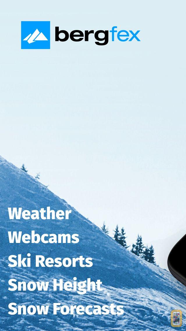 Screenshot - bergfex/Ski - Weather & Snow