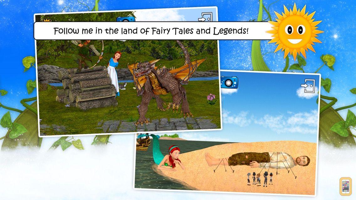 Screenshot - Fairy Tales and Legends (Full)