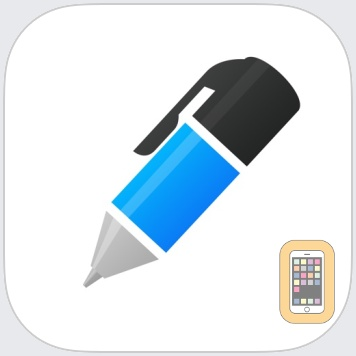 Notepad+ Pro by Apalon Apps (iPad)