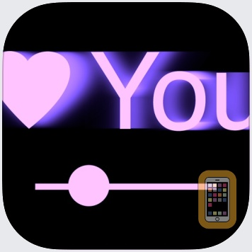 Scrollit: display scrolling by AMAXIM APPS, INC (iPhone)