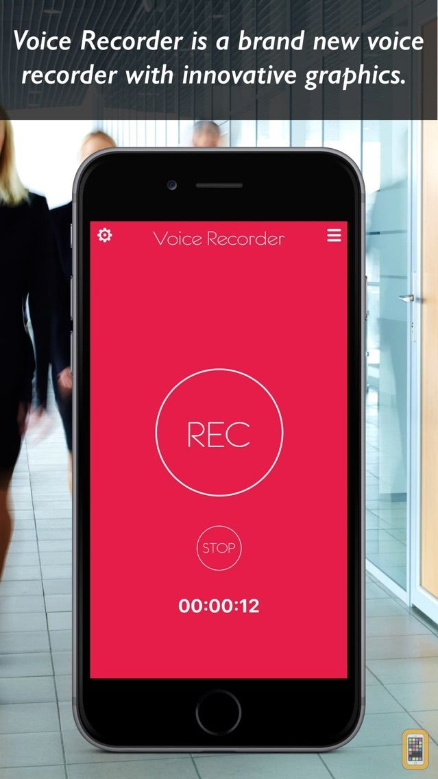 Screenshot - Voice Recorder Pro .