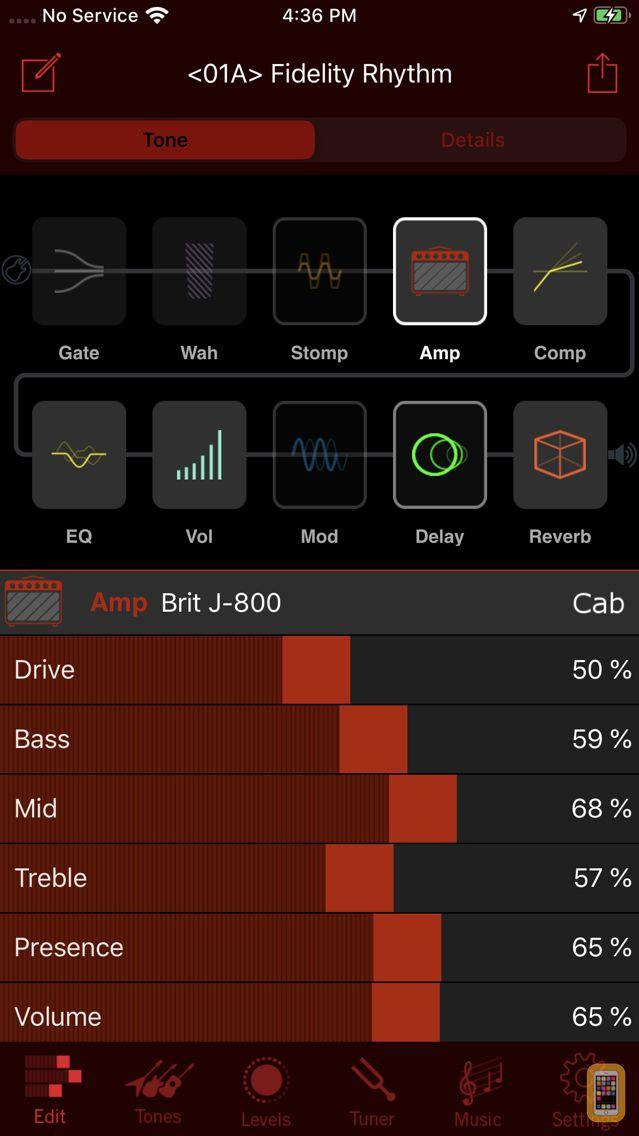 Screenshot - AMPLIFi Remote