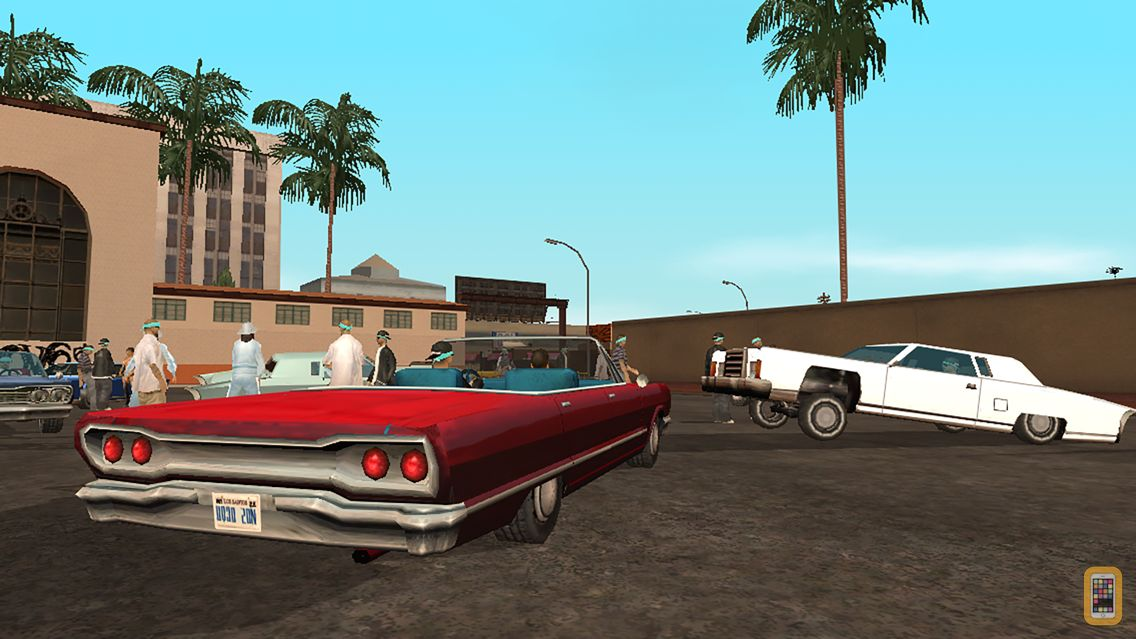 Screenshot - Grand Theft Auto: San Andreas