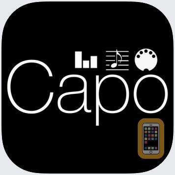 GuitarCapo+ by TonApp AS (Universal)