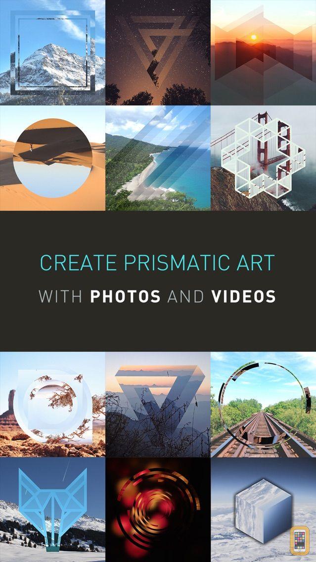 Screenshot - Fragment - Prismatic Photo Effects