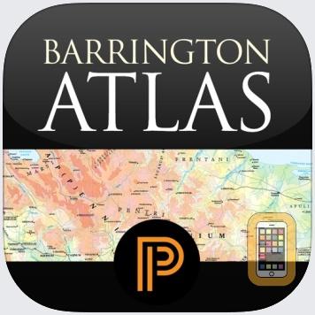 Barrington Atlas by Princeton University Press (iPad)