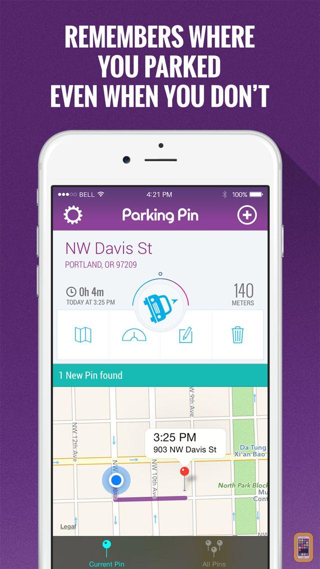 Screenshot - Parking Pin™