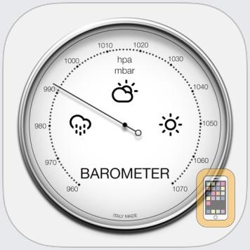 Barometer-Atmospheric pressure by Elton Nallbati (Universal)