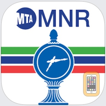 Metro-North Train Time by Metropolitan Transportation Authority (iPhone)