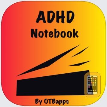 OTB Notebook by OTBApps Inc. (iPad)