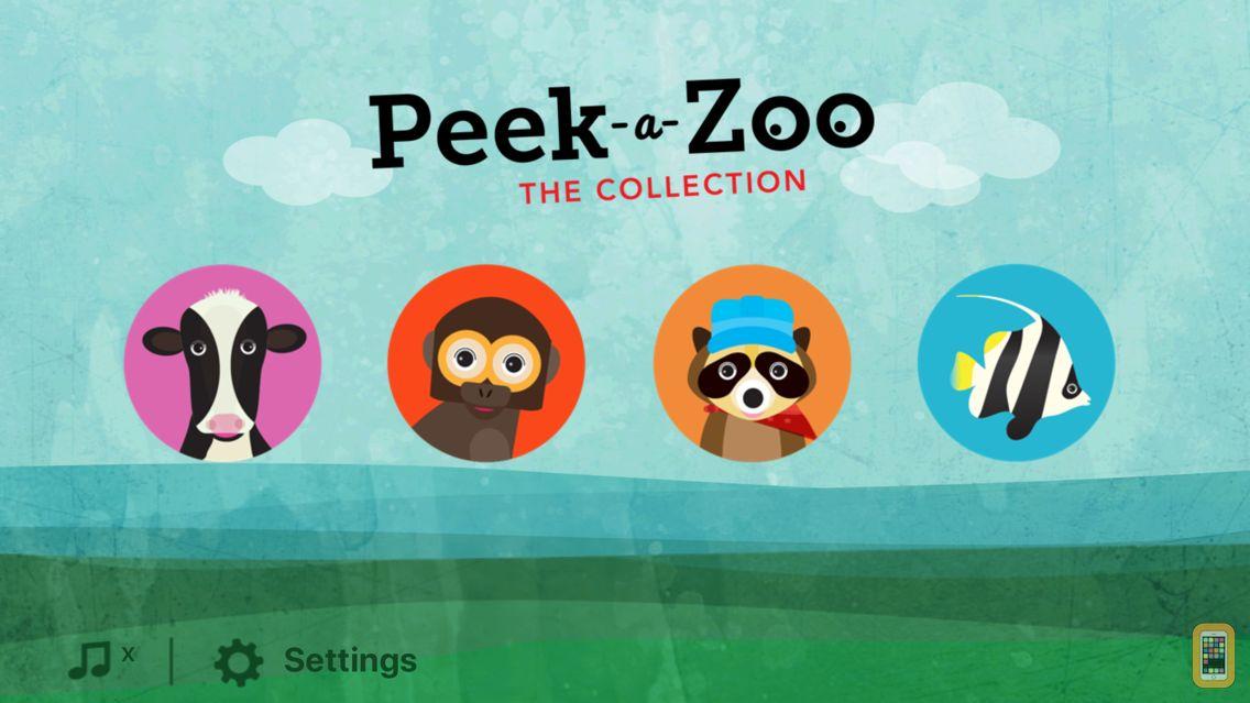 Screenshot - Peek-a-Zoo: The Collection