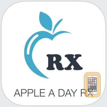 Apple A Day RX – Medical Tool by Raymond Noronha (iPhone)