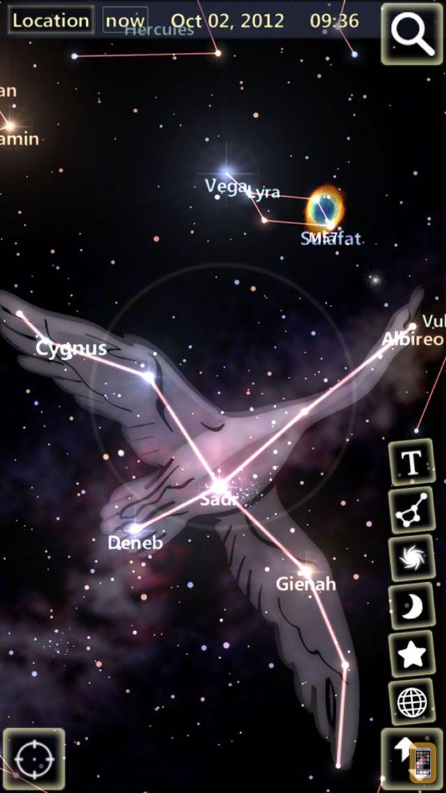 Screenshot - Star Tracker Lite-Live Sky Map