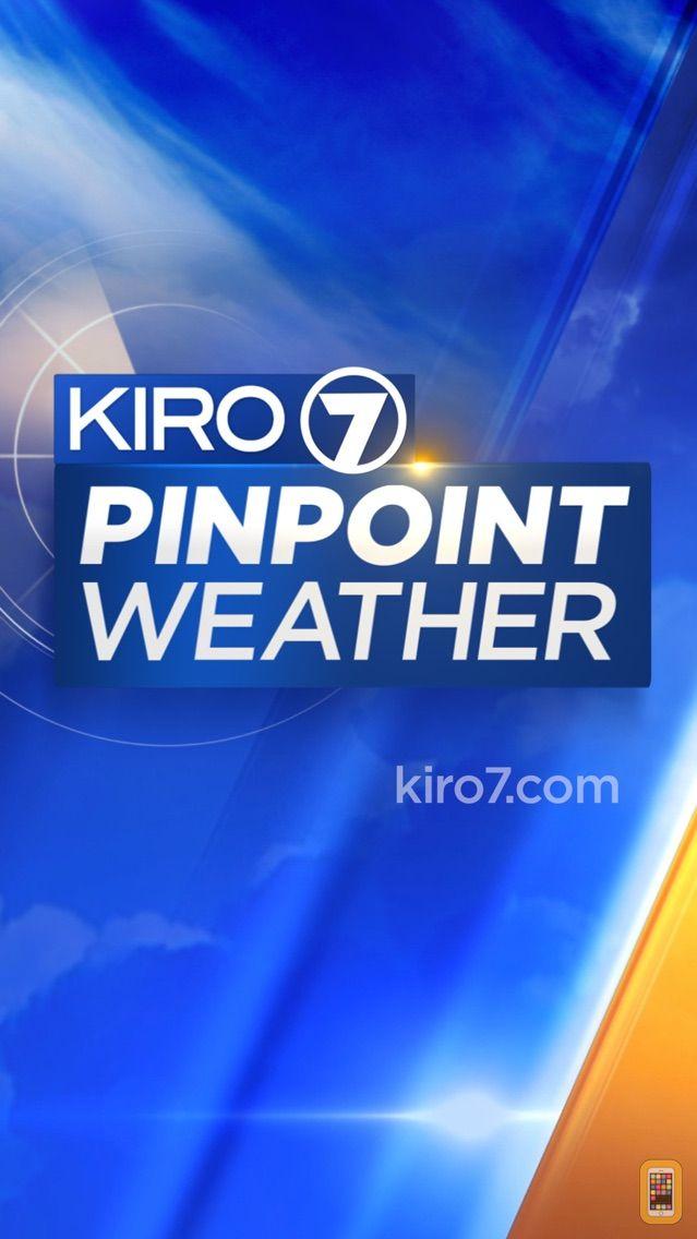 Screenshot - KIRO 7 PinPoint Weather