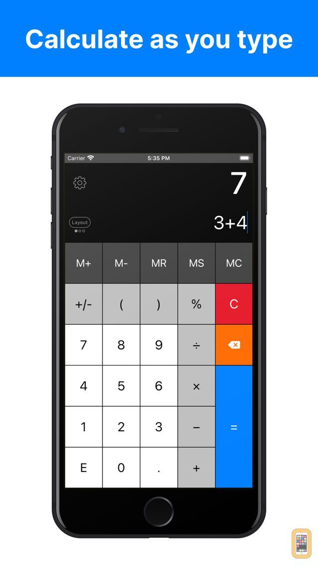 Screenshot - Calculator Pro Elite