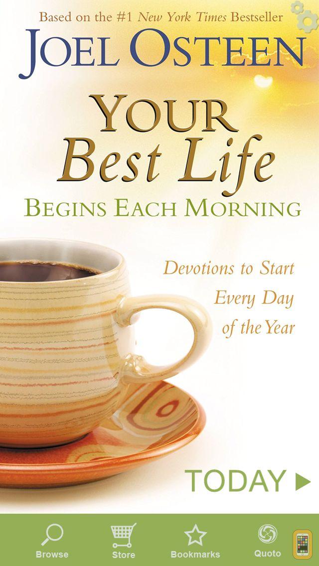 Screenshot - Your Best Life Begins Each Morning