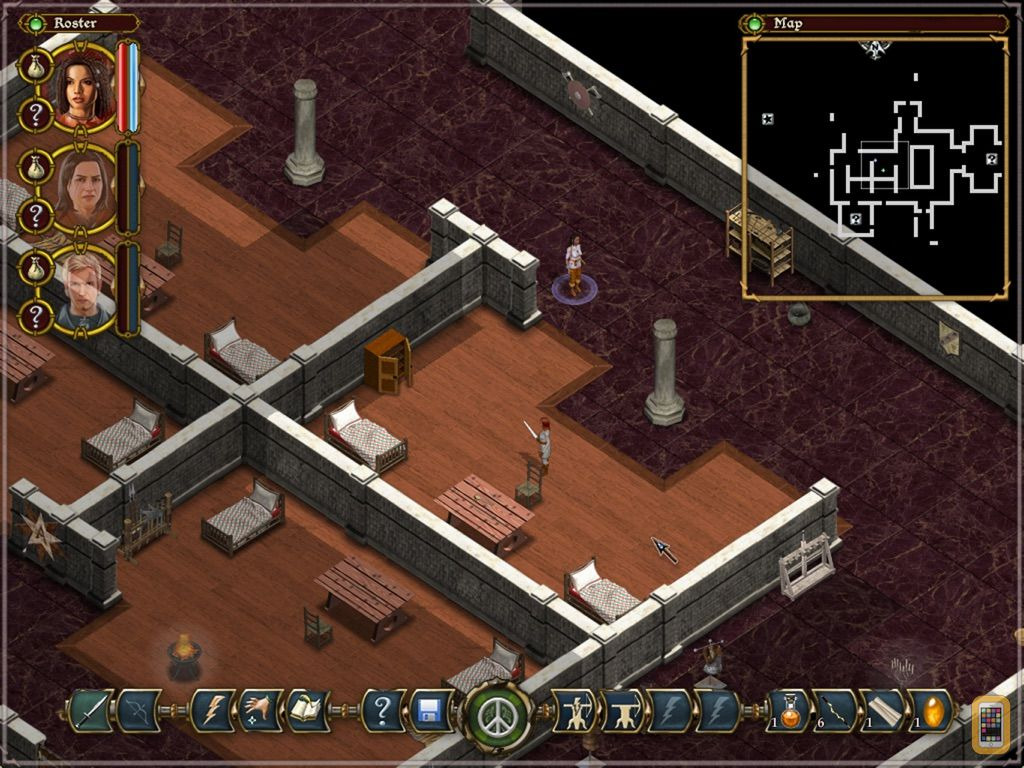 Screenshot - Avadon 2: The Corruption HD