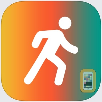 StepWise Pedometer - Step Counter & Calorie Counter by Progress Concepts Limited (iPhone)