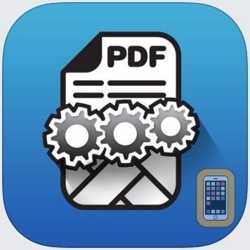 PDF Splicer 2 by Tipirneni Software LLC (Universal)