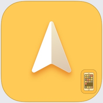 Anchor Pointer Compass GPS by Alexander Deplov (iPhone)