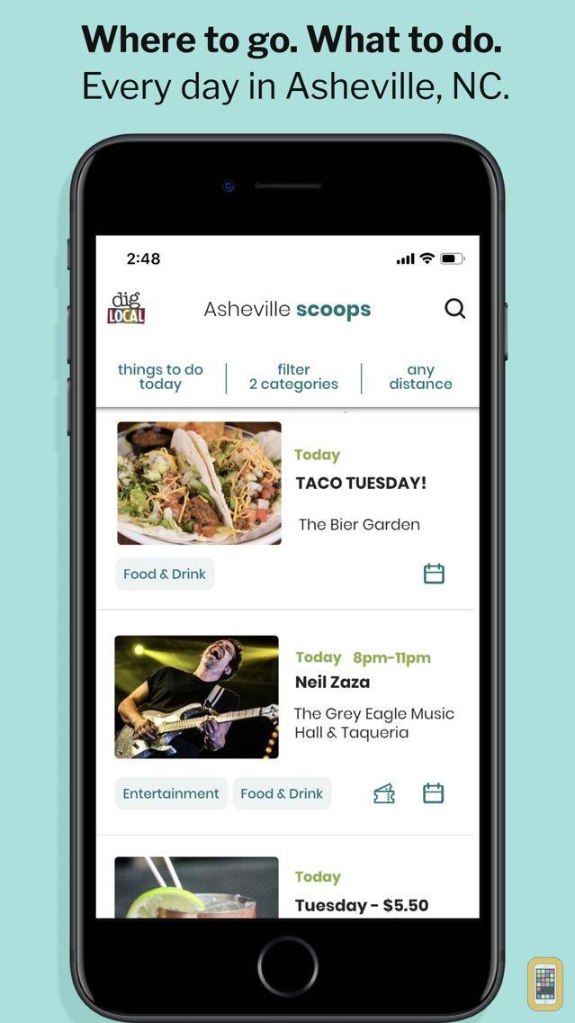 Screenshot - Dig Local