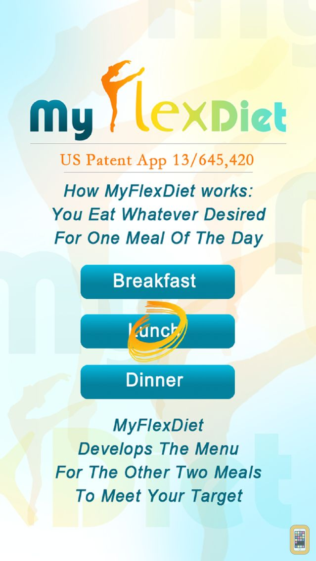 Screenshot - Diet Plans & Meal Planner to Lose Weight Fast by MyFlexDiet
