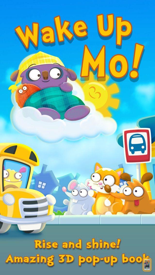 Screenshot - Wake Up Mo! ~ 3D Interactive Pop-Up Book