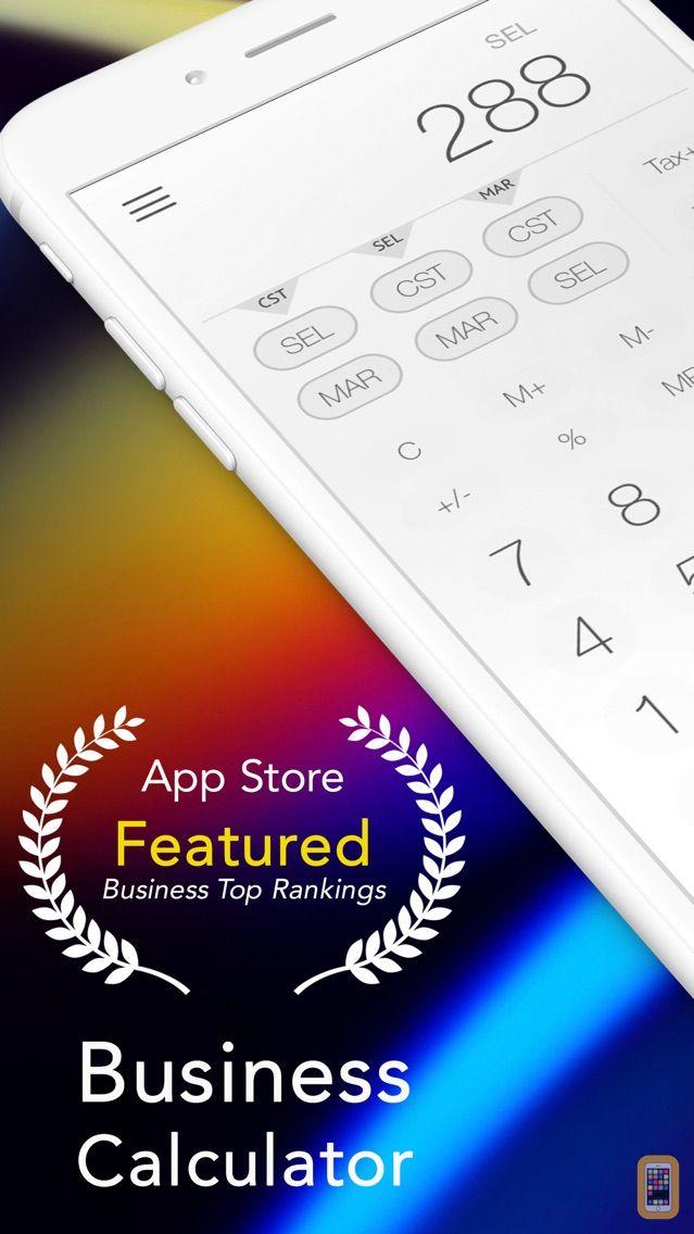 Screenshot - Calculator Biz (Business Calculator)