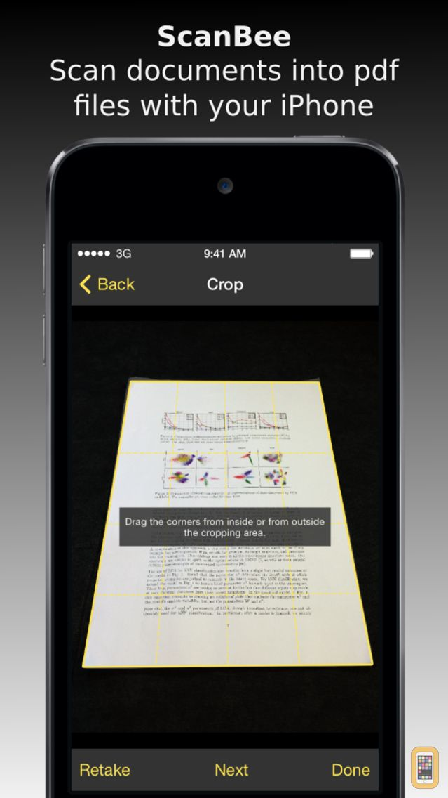 Screenshot - ScanBee - Scanner & copier