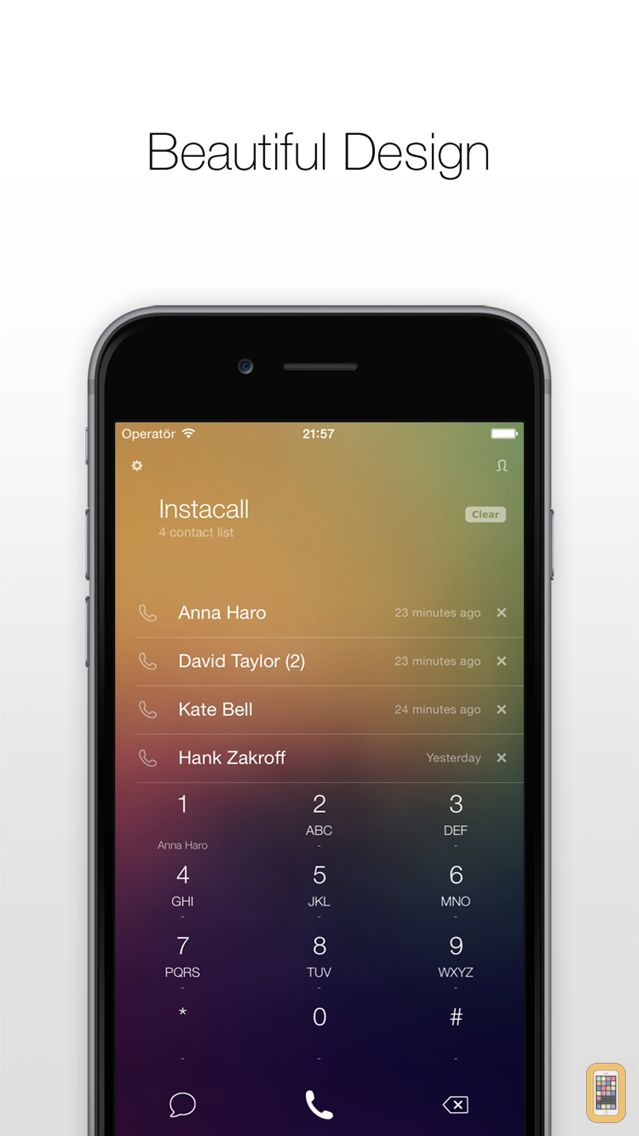 Screenshot - Instacall - Smart Dialer