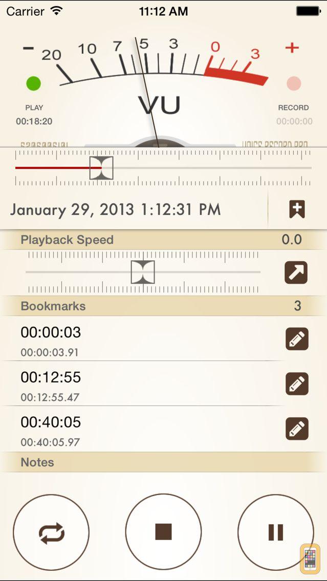 Screenshot - Voice Record Pro 7