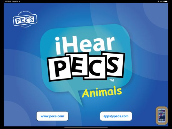 Screenshot - iHear PECS: Animals