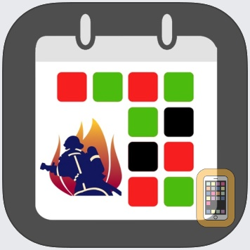 FireSync Shift Calendar by ForceReadiness.com (Universal)